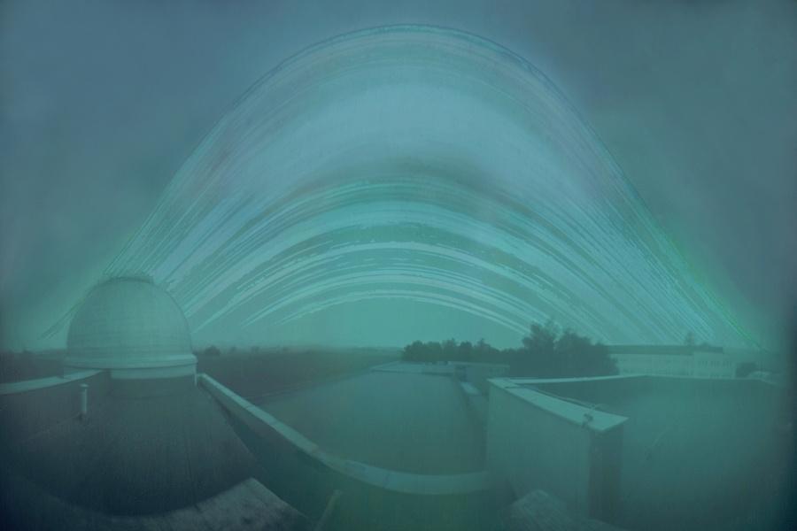 Výsledná solarografia Vladimíra Hausera