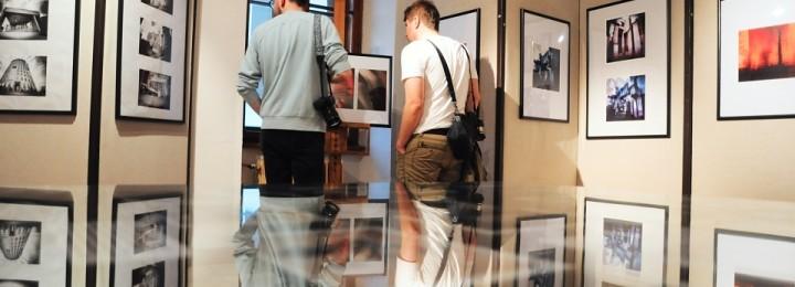 Vernisáž: Výstava Dierková Komora v Novej Bani